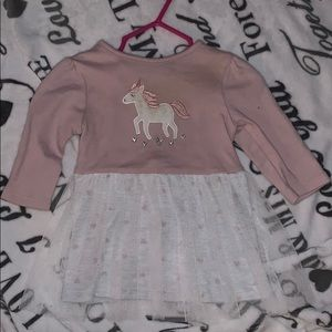 Unicorn dress top